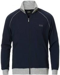 Boss Loungewear Full-Zip Sweater Navy men S Blå