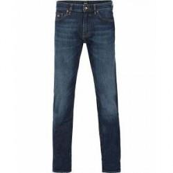 Boss Maine 3 Regular Fit Jeans Mid Blue