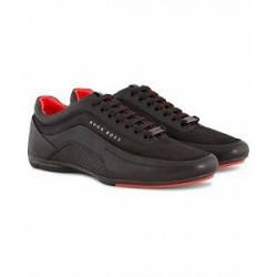 Boss Racing Sneaker Black