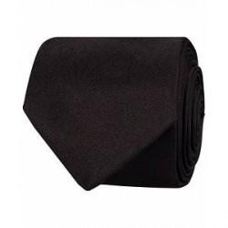 Boss Silk 6 cm Tie Black