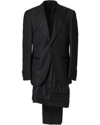 Boss Tailored Hardon/Glore Smoking Black men 48 Sort