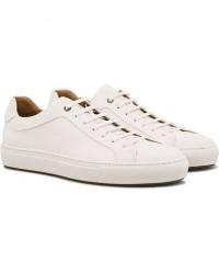Boss Tailored Mirage Tenn Sneaker White Calf men 42 Hvid