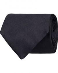 Boss Tie 7,5 cm Silk Tie Dark Blue men One size Blå