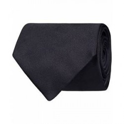 Boss Tie 7,5 cm Silk Tie Dark Blue