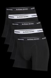 Boxershorts Noos Solids, 5-pak