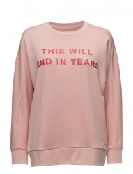 Boyfriend Fit Sweat This Will End In Tears