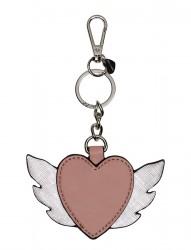 Bradyn Heart Keychain