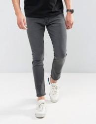 Brave Soul Skinny Jeans - Grey