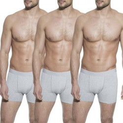 Bread & Boxers Bread and Boxers Boxer Briefs 3-pak - Grey * Kampagne *