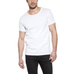 Bread & Boxers Bread and Boxers Crew Neck Relaxed - White * Kampagne *
