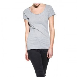 Bread & Boxers Bread and Boxers Crew Neck Relaxed Woman - Grey * Kampagne *