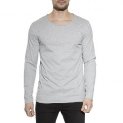 Bread & Boxers Bread and Boxers Long Sleeve Relaxed - Grey * Kampagne *