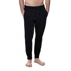 Bread & Boxers Bread and Boxers Lounge Pant - Black - Medium