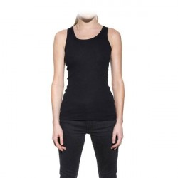 Bread & Boxers Bread and Boxers Tank Ribbed Woman - Black * Kampagne *