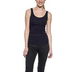 Bread & Boxers Bread and Boxers Tank Woman - Darkblue - X-Large