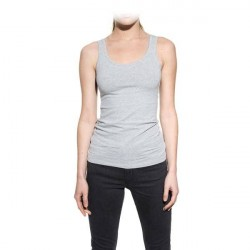 Bread & Boxers Bread and Boxers Tank Woman - Grey * Kampagne *