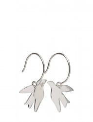 Bridy Earrings Silver