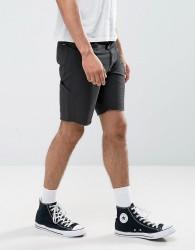 Brixton Cargo Shorts - Black