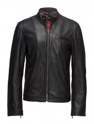 Bsa Cow Leather Jacket