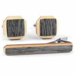 Bug Wooden Accessories Tweed Træ Sæt