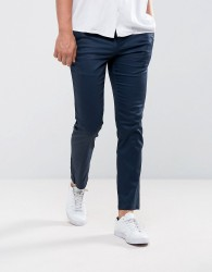 Burton Menswear Skinny Fit Smart Trouser In Navy - Navy