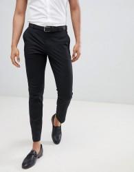 Burton Menswear Skinny Fit Trouser In Black - Black