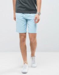 Burton Menswear Slim Chino Short - Blue