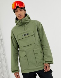 Burton Snowboards Paddox Jacket in Green - Green
