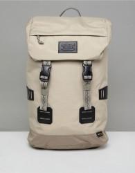 Burton Snowboards Tinder Strap Backpack in Ripstop Cordura Grey - Beige