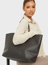 By Malene Birger Abi Tote Skuldertasker Dark Chocolate
