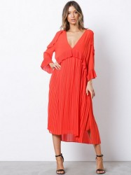 By Malene Birger Risandra Loose fit dresses Poinciana