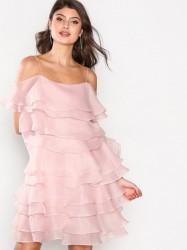 By Malina Kami Dress Kropsnære kjoler Dusty Pink