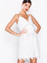 By Malina Neela dress Loose fit White