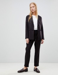 b.Young Stripe Suit Trousers - Multi