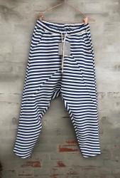 Cabana Living - Baggy Pants - Blue Stripes