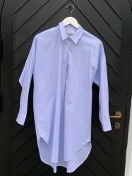 Cabana Living - Storskjorte - Light Blue Stripe