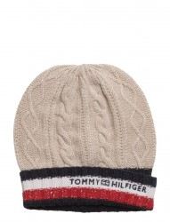 Cable Corporate Beanie