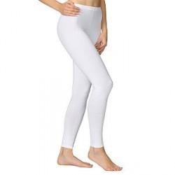 Calida Comfort Leggings 27024 - White 001 - Large