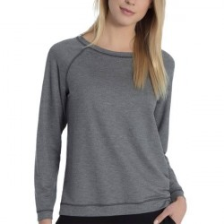 Calida Favourites Essentials Shirt Long Sleeve 937 - Darkgrey * Kampagne *
