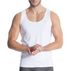 Calida Fresh Cotton Athletic Shirt - White * Kampagne *