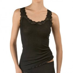 Calida Richesse Lace Top - Black * Kampagne *