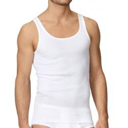 Calida Twisted Athletic Shirt 12010 - White 001 * Kampagne *