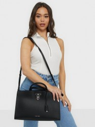 Calvin Klein Business Tote Lg Håndtasker