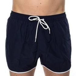 Calvin Klein CK NYC Short Runner Swim Shorts - Darkblue * Kampagne *