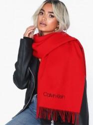 Calvin Klein Classic Wool Scarf W Tørklæder