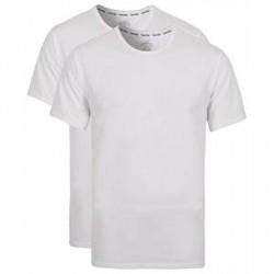 Calvin Klein Cotton Crew Neck Tee 2- Pack White