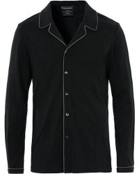 Calvin Klein Cotton Long Sleeve Button Down Shirt Black men S