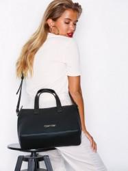 Calvin Klein Drive Duffle Håndtaske Sort