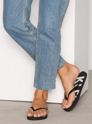 Calvin Klein FF Sandal Flip-Flops Sort