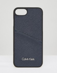 Calvin Klein IPhone 6/6s/7/8 Case with Logo - Gold